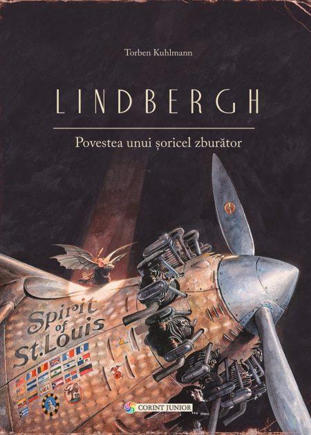 Lindberg-Povestea-unui-soricel-zburator-carti-copii-editura-corint-junior