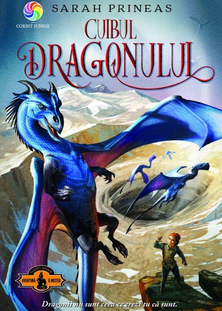 Cuibul-dragonului-aventura-mister-carti-copii-editura-corint-junior-coperta1
