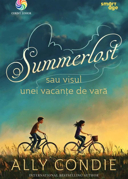 Summerlost-Condie-SmartAge-carti-copii-editura-corint-junior