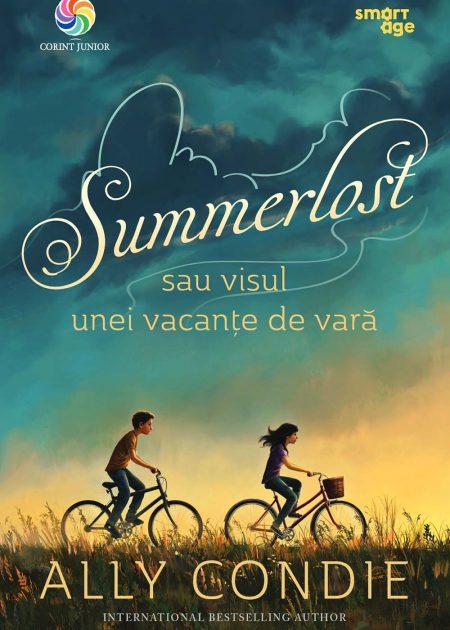 Summerlost-Condie-SmartAge-carti-copii-editura-corint-junior