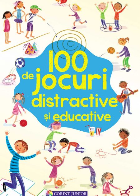 100-de-jocuri-distractive-si-educative-carti-copii-editura-corint-junior