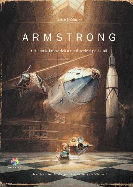 Armstrong-soricel-Luna-Kuhlmannn-carti-copii-editura-corint-junior
