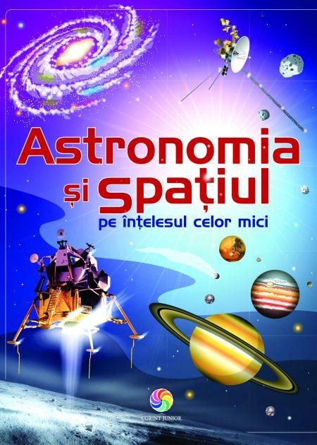 Astronomia-si-spatiul-carti-copii-editura-corint-junior