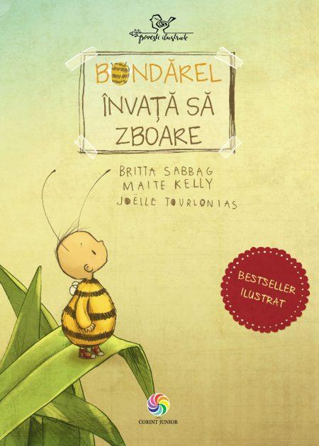 Bondarel-invata-sa-zboare-carti-copii-ilustrate-editura-corint-junior