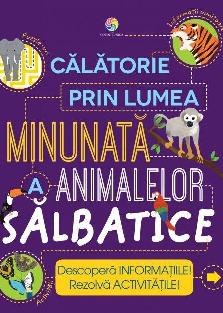 Calatorie-in-lumea-animalelor-salbatice-carti-copii-editura-corint-junior