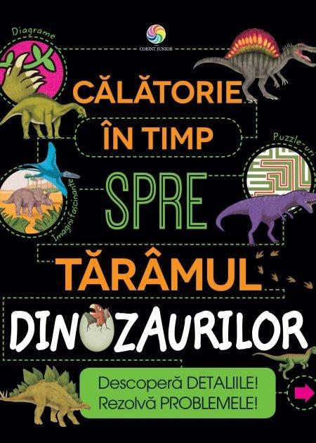Calatorie-in-timp-spre-taramul-dinozaurilor-carti-copii-editura-corint-junior