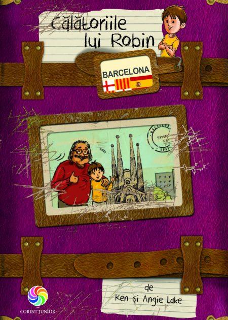 Calatoriile-lui-Robin-Barcelona-carti-copii-editura-corint-junior