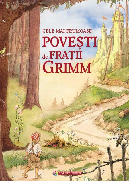 Cele-mai-frumoase-povesti-Fratii-Grimm-carti-copii-editura-corint-junior