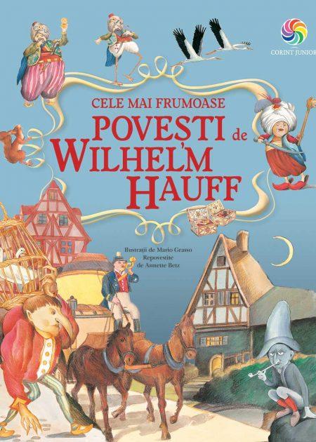 Cele-mai-frumoase-povesti-Wilhelm-Hauff-carti-copii-editura-corint-junior