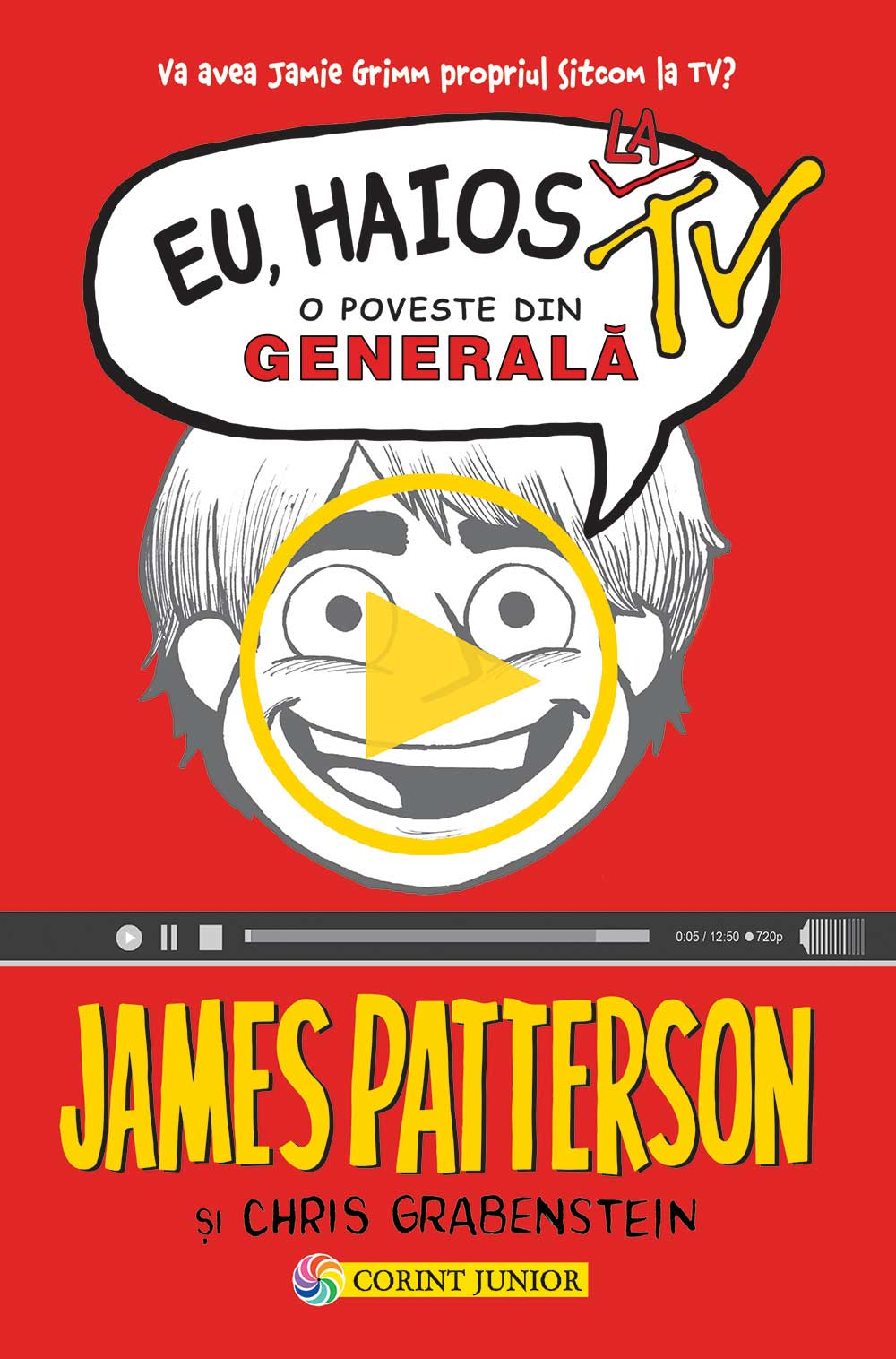 Eu-haios-la-TV-Patterson-carti-copii-editura-corint-junior