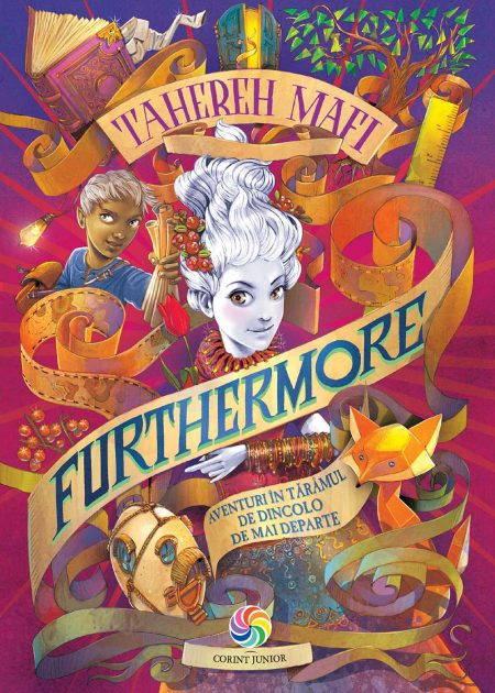 Furthermore-Tahereh-Mafi-carti-copii-editura-corint-junior