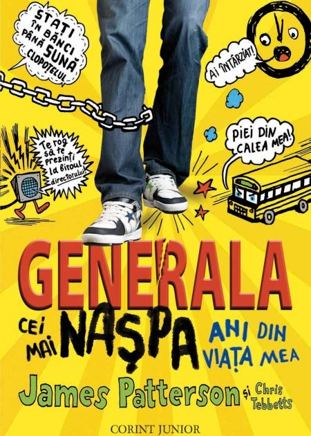 Generala-1-Patterson-carti-copii-editura-corint-junior