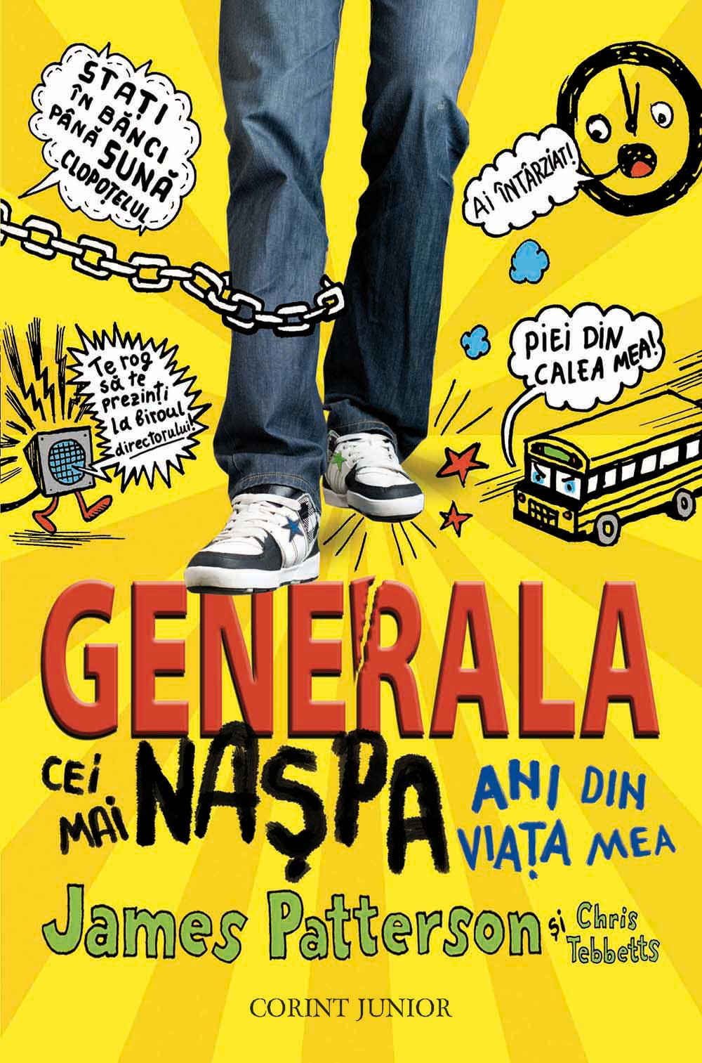 Generala-1-Patterson-carti-copii-editura-corint-junior