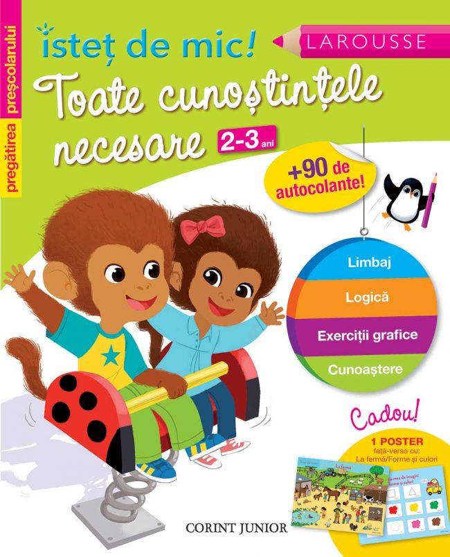 Istet-de-mic-pregatirea-scolarului-2-3-ani-carti-copii-edtirua-corint-junior