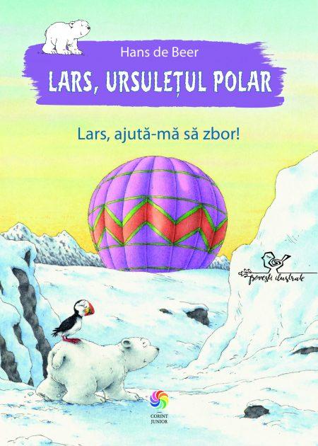 Lars-ursulet-polar-ajuta-ma sa zbor-carti-copii-editura-corint-junior