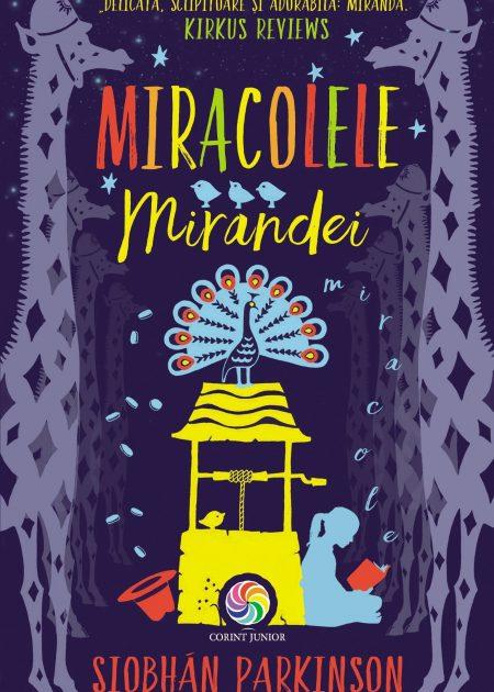 Miracolele-Mirandei-Parkinson-carti-copii-editura-corint-junior