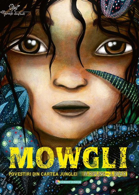 Mowgli-cartea-junglei-carti-copii-editura-corint-junior