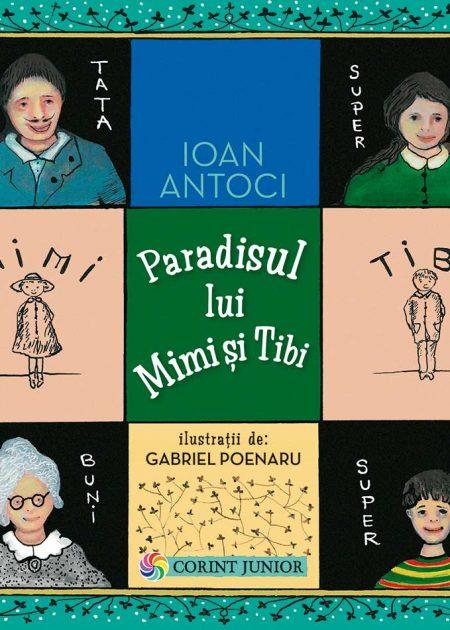 Paradisul-lui-Mimi-si-Tibi-carti-copii-editura-corint-junior