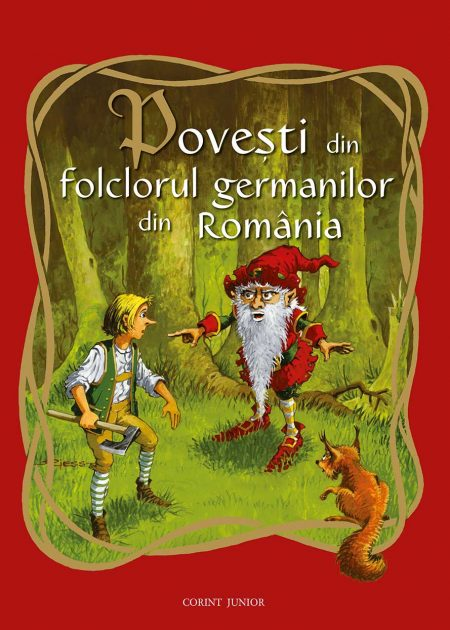 Povesti-din-folclorul-germanilor-din-Romania-editura-corint-junior