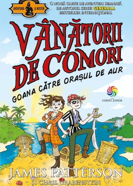 Vanatorii-de-comori-5-patterson-carti-copii-editura-corint-junior