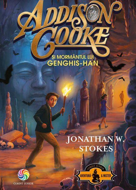 addison-cooke-2-mormantul-Genghis-han-carti-copii-editura-corint-junior