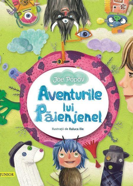 cover Aventurile lui Paienjenel.indd