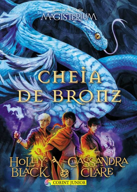 magisterium-cheia-de-bronz-holly-black-cassandra-clare-carti-copii-editura-corint-junior
