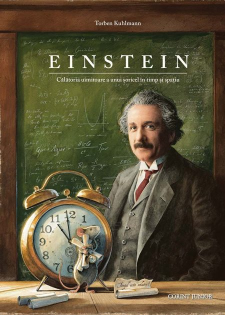 Einstein-Torben-Kuhlmann-carti-copii-editura-corint-junior