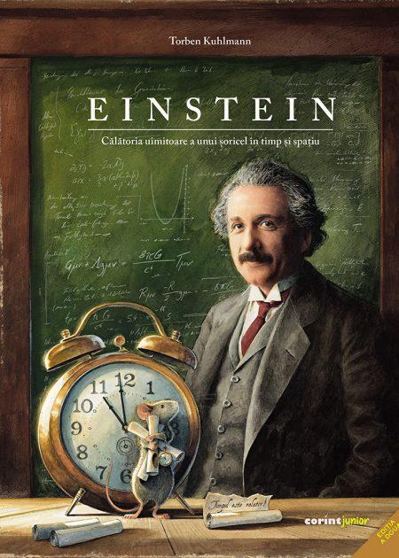 Einstein-Torben-Kuhlmann-carti-copii-editura-corint-junior