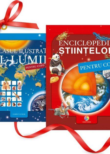Pachet-Craciun-Atlas-Enciclopedia-corint-junior
