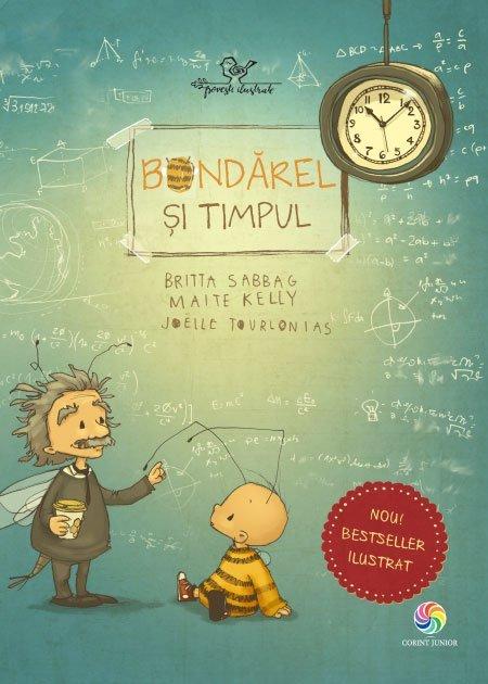 Bondarel-si-timpul-carti-copii-ilustrate-editura-corint-junior-450×630